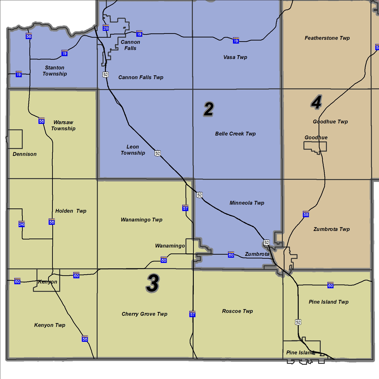 Commissioner District 03 Map
